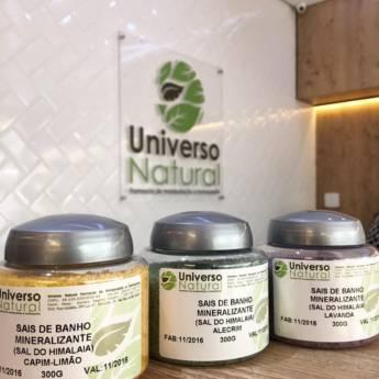Comprar o produto de SAIS DE BANHO COM SAL DO HIMALAIA em Farmácias de Manipulação em Botucatu, SP por Solutudo