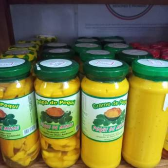 Comprar o produto de creme de pequi em Doces e Sobremesas em Botucatu, SP por Solutudo