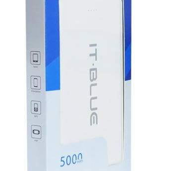 Comprar o produto de Power Bank - carregador portátil 5000 mAh em Baterias pela empresa Multi Consertos - Celulares, Vídeo Games, Informática, Eletrônica, Elétrica e Hidráulica em Botucatu, SP por Solutudo