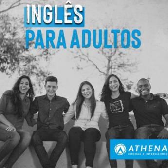Comprar produto Inglês para Adultos em Inglês pela empresa Athena Idiomas e Intercâmbio  em Botucatu, SP