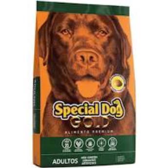 Comprar o produto de Special Dog Gold  em Ração para Cachorros pela empresa Agrocamp Produtos Agropecuários em Botucatu, SP por Solutudo