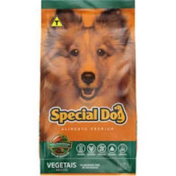 Comprar o produto de Special Dog Vegetais Pro  em Ração para Cachorros pela empresa Agrocamp Produtos Agropecuários em Botucatu, SP por Solutudo
