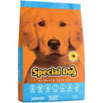 Comprar o produto de Special Dog Júnior em Ração para Cachorros pela empresa Agrocamp Produtos Agropecuários em Botucatu, SP por Solutudo