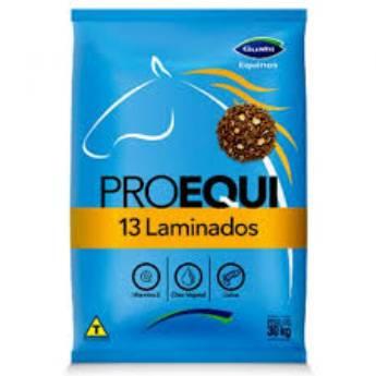 Comprar o produto de Ração proequi 13 laminados Guabi  em Cavalos em Botucatu, SP por Solutudo
