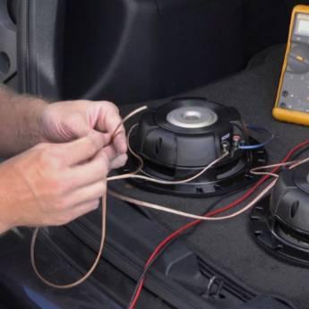 Comprar o produto de Instalação de Som em Som Automotivo em Botucatu, SP por Solutudo