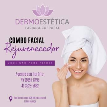 Comprar o produto de Combo Facial Rejuvenecedor  em Beleza, Estética e Bem Estar em Foz do Iguaçu, PR por Solutudo