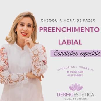 Comprar o produto de Preenchimento Labial - Condições Especiais  em Beleza, Estética e Bem Estar em Foz do Iguaçu, PR por Solutudo