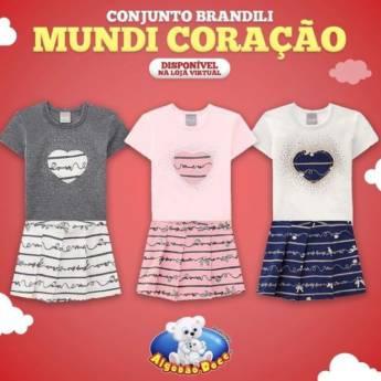 Comprar produto Roupas Infantis em Roupas Infantis pela empresa Lojas Algodão Doce - Major em Botucatu, SP