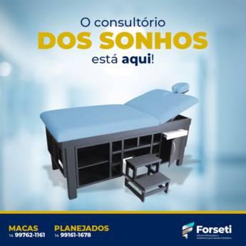 Comprar o produto de Móveis para consultórios e clínicas em Móveis Planejados - Marcenarias em Botucatu, SP por Solutudo