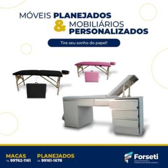 Comprar o produto de Macas para saúde e estética em Móveis Planejados - Marcenarias em Botucatu, SP por Solutudo
