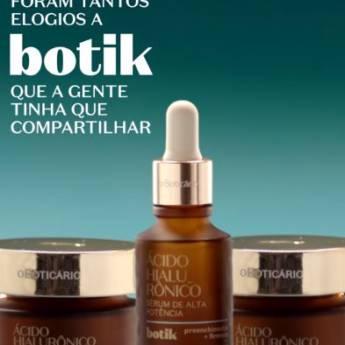 Comprar produto Botik tá 100% no modo ativo!  em Perfumarias - Cosméticos pela empresa O Boticário - Avenida em Botucatu, SP