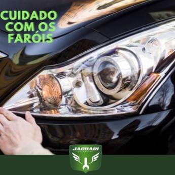 Comprar produto Cuidado com os faróis!  em Autopeças pela empresa Jaguar Auto Peças agora é Jaguari Autopeças em Botucatu, SP