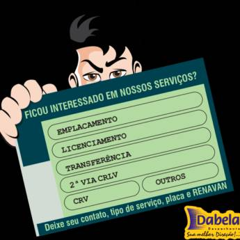 Comprar produto  Serviços de transferência em Despachantes pela empresa Fercal Despachante em Botucatu, SP