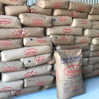Comprar o produto de FARELO DE TRIGO 30KG  em Casas de Ração em Botucatu, SP por Solutudo