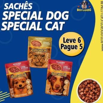 Comprar produto  em Saches para Gato pela empresa Botudog em Botucatu, SP