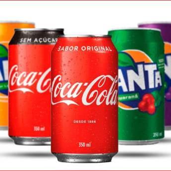 Comprar o produto de Refrigerante de lata em Refrigerantes em Botucatu, SP por Solutudo