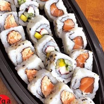 Comprar produto  sushi  em Restaurantes pela empresa Kyga Sushi em Botucatu, SP