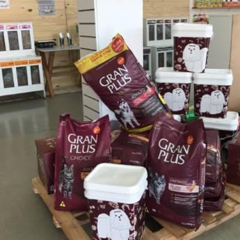 Comprar o produto de Ração Gran Plus em Ração para Cachorros em Botucatu, SP por Solutudo