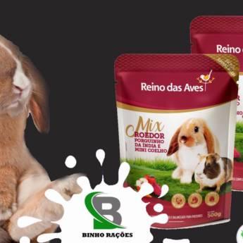 Comprar o produto de Mix Roedor em Casas de Ração em Botucatu, SP por Solutudo