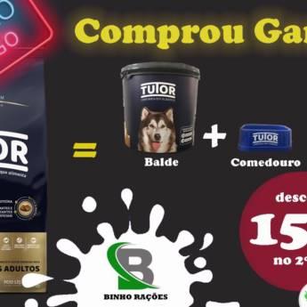 Comprar o produto de Promoção Comprou Ganhou ! em Ração para Cachorros em Botucatu, SP por Solutudo
