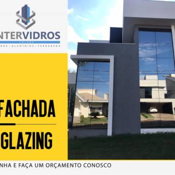 Comprar o produto de Fachada Glazing em Vidraçaria em Foz do Iguaçu, PR por Solutudo