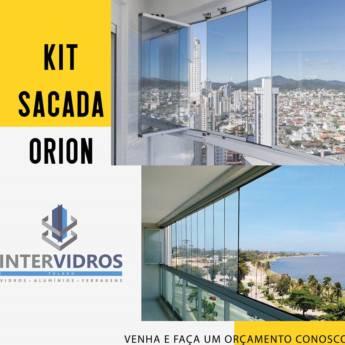 Comprar o produto de Kit Sacada Orion em Janelas em Foz do Iguaçu, PR por Solutudo