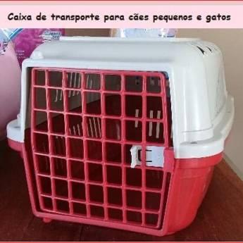 Comprar produto Caixa de Transporte  em Artigos Pets pela empresa Carrocinha Pet  em Botucatu, SP
