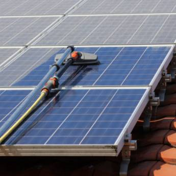 Comprar produto Limpeza de Painel Solar em Energia Solar pela empresa RP Solar Energia Renovável  em São José do Rio Preto, SP