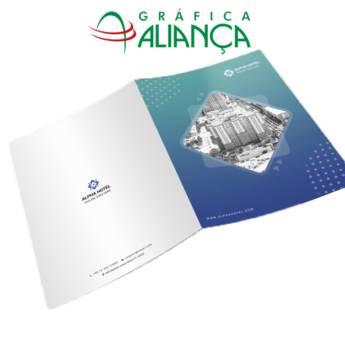 Comprar o produto de Folder Personalizado  em Gráficas e Impressão em Jundiaí, SP por Solutudo