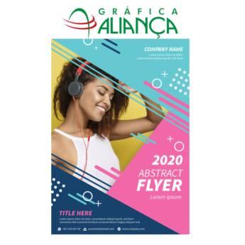 Comprar o produto de Flyers Personalizados em Gráficas e Impressão em Jundiaí, SP por Solutudo