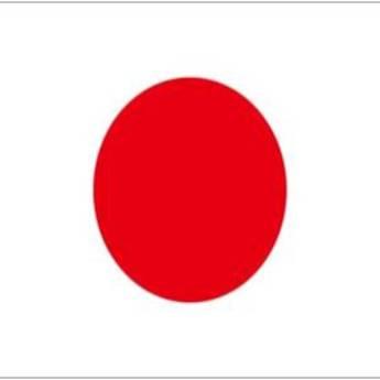 Comprar o produto de Bandeira do Japão em Bandeiras em Birigui, SP por Solutudo