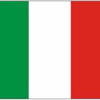 Comprar o produto de Bandeira da Itália em Bandeiras em Birigui, SP por Solutudo