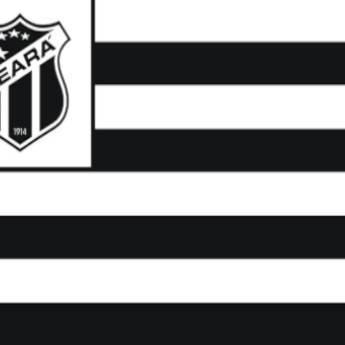 Comprar o produto de Bandeira Ceará Sporting Club em Bandeiras em Birigui, SP por Solutudo