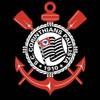 Comprar o produto de Bandeira do Corinthians em Bandeiras em Birigui, SP por Solutudo