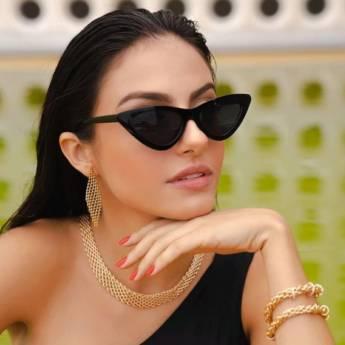 Comprar o produto de Gold & Silver - Coleção 2021 em Óculos de Sol pela empresa Gold & Silver em Botucatu, SP por Solutudo