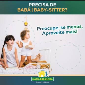 Comprar o produto de BABÁ  em Outros Serviços em Botucatu, SP por Solutudo