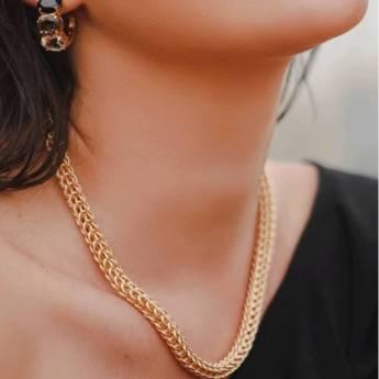 Comprar o produto de Gold & Silver - Coleção 2021 em Colares pela empresa Gold & Silver em Botucatu, SP por Solutudo