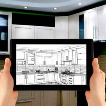 Comprar o produto de Projetos em 3D em Móveis Planejados - Marcenarias em Botucatu, SP por Solutudo