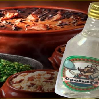 Comprar o produto de Dose de cachaça 50ml  em Alimentos pela empresa Feijoada do Bola - Delivery em Jundiaí, SP por Solutudo