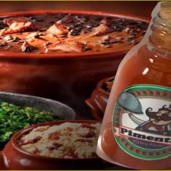 Comprar o produto de Pimenta extra forte 30ml em Alimentos pela empresa Feijoada do Bola - Delivery em Jundiaí, SP por Solutudo
