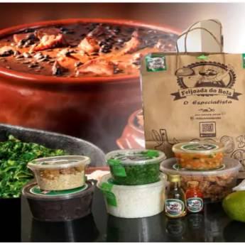 Comprar o produto de Feijoada Dupla Completa em Alimentos pela empresa Feijoada do Bola - Delivery em Jundiaí, SP por Solutudo