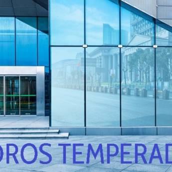 Comprar o produto de vidros temperados em Vidraçarias em Botucatu, SP por Solutudo