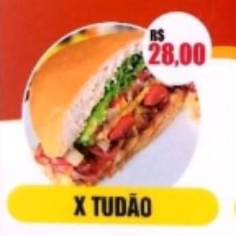 Comprar produto X Tudão em Lanches pela empresa Madruga Lanches em Boituva, SP