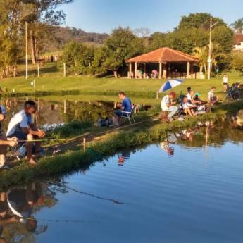 Comprar o produto de Pesqueiro Araquá  em Pesqueiros em Botucatu, SP por Solutudo