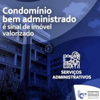Comprar produto Administração de Condomínios - Sercon Serviços Contábeis  em Administradoras de Condomínios pela empresa Sercon Serviços Contábeis em São Paulo, SP