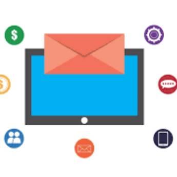 Comprar o produto de envio e recebimento de e-mail em Papelarias em Botucatu, SP por Solutudo