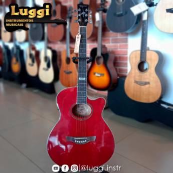 Comprar o produto de violão elétrico tagima dallas em Instrumentos em Botucatu, SP por Solutudo
