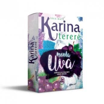 Comprar o produto de Erva Mate para Tereré Karina- Menta Uva em Erva Mate pela empresa Viva Natural  em Foz do Iguaçu, PR por Solutudo