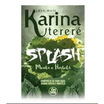 Comprar o produto de Erva Mate para Tereré Karina - Splash em Erva Mate pela empresa Viva Natural  em Foz do Iguaçu, PR por Solutudo