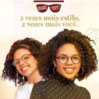 Comprar o produto de Estilo em dobro é sua cara! em Óculos em Botucatu, SP por Solutudo